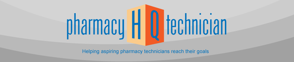 Pharmacy Technician HQ header image
