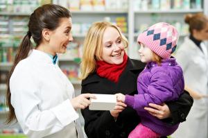 Happy Pharmacy Tech